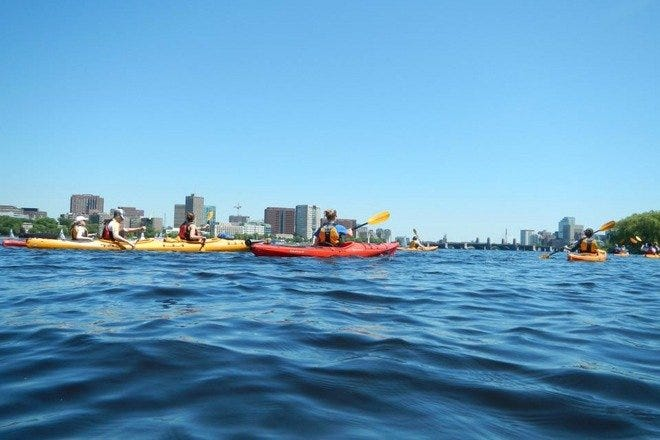 Charles River Canoe and Kayak