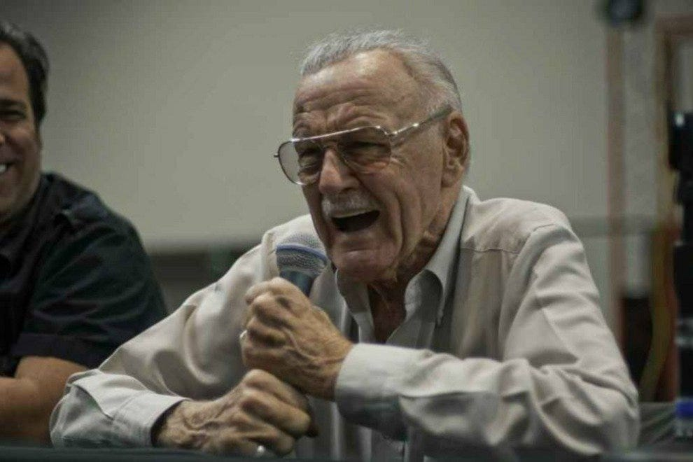 Comic book icon Stan Lee - creator of Spider-Man, X-Men, Iron Man and more - will be among the celebrities returning to MegaCon. Advance autograph tickets are already on sale