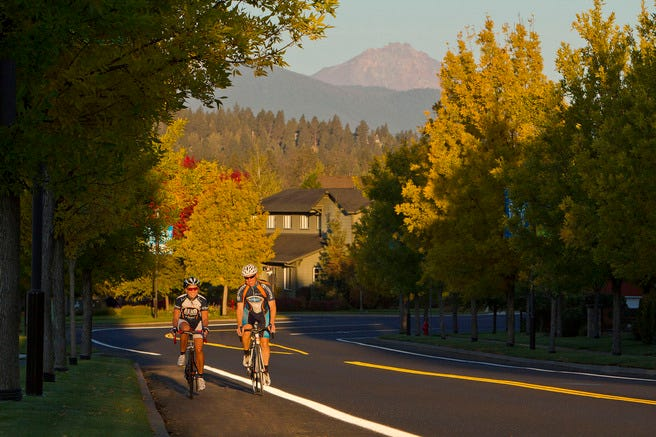 Meet 10 Perfect Destinations For Cycling Fans