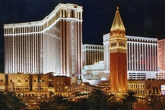 Las Vegas 10 Most Hotels Y In Sin City