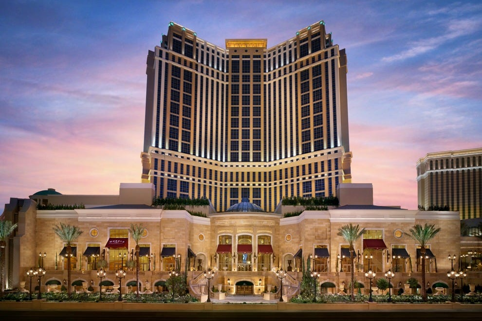 Top Hotels Las Vegas