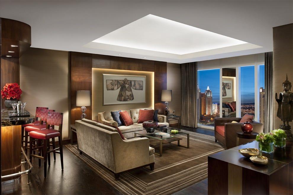 mandarin oriental las vegas las vegas hotels review 10best