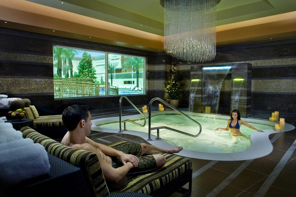 South point casino spa reviews
