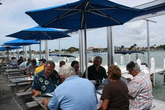 Digest the best dining water views in Naples, Florida