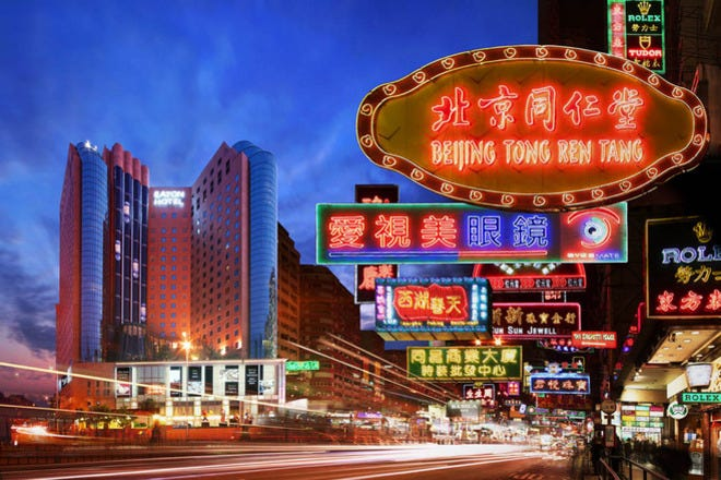 Family-Friendly Hotels in Hong Kong