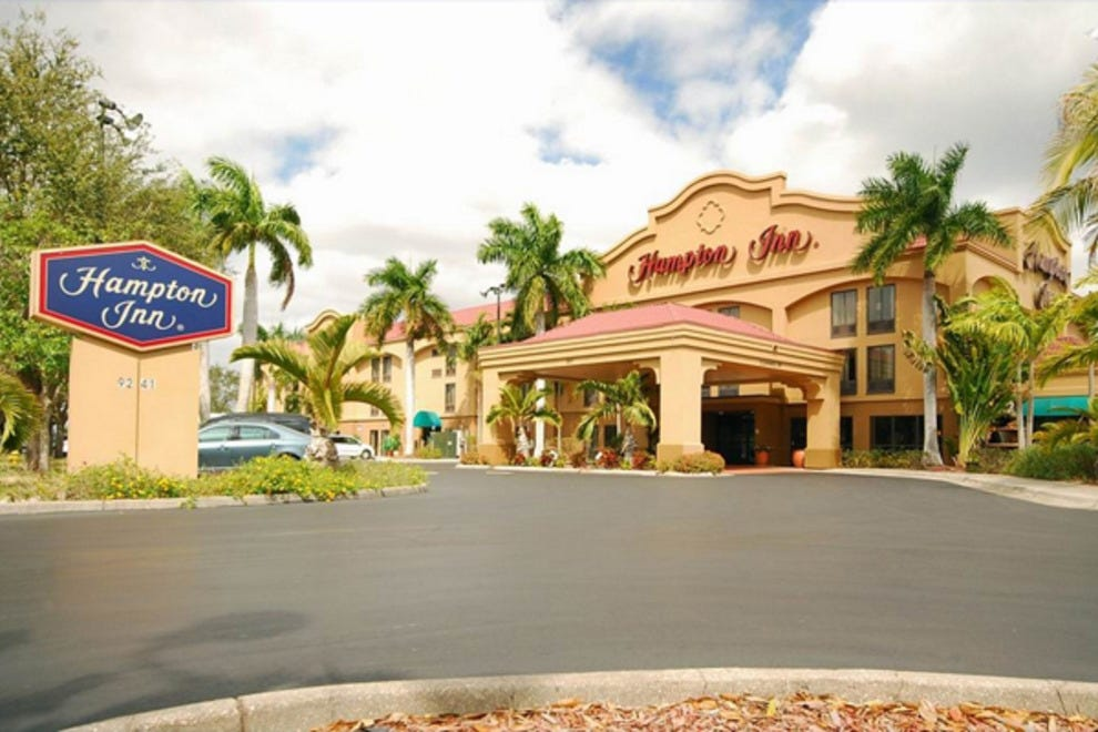 Fort Myers Airport Hotels Near Airport Code Airport
