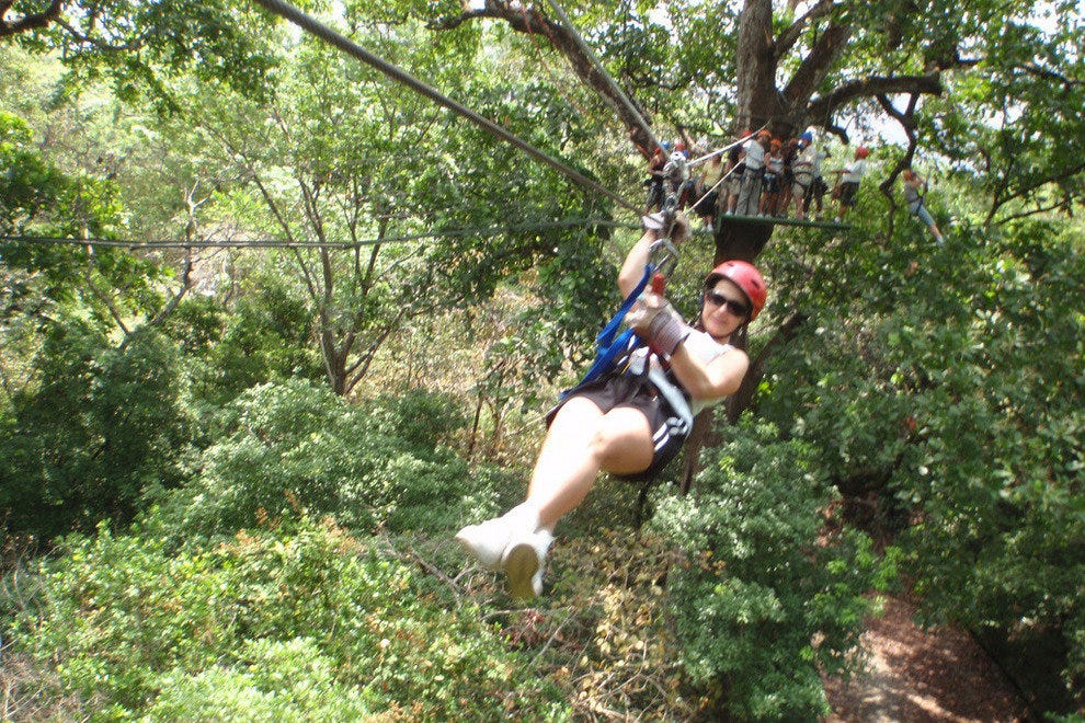 Jungle Canopy Tour