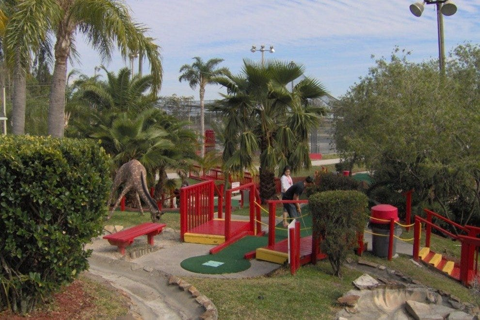 Mike Greenwell's Bat-a-Ball & Family Fun Park