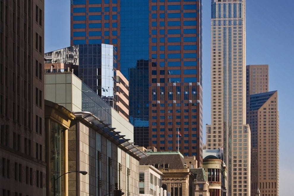 Best Hotels In Downtown Chicago For Families