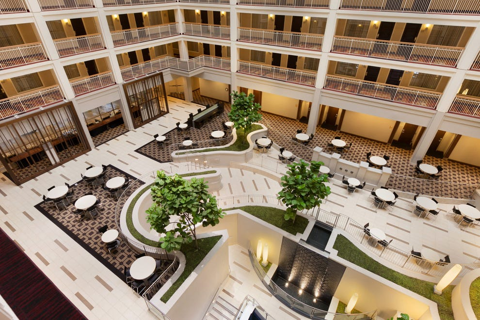 Embassy suites chicago downtown chicago hotels review for Top ten hotels in chicago downtown