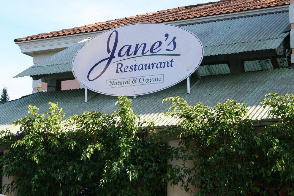 Jane S Garden Café