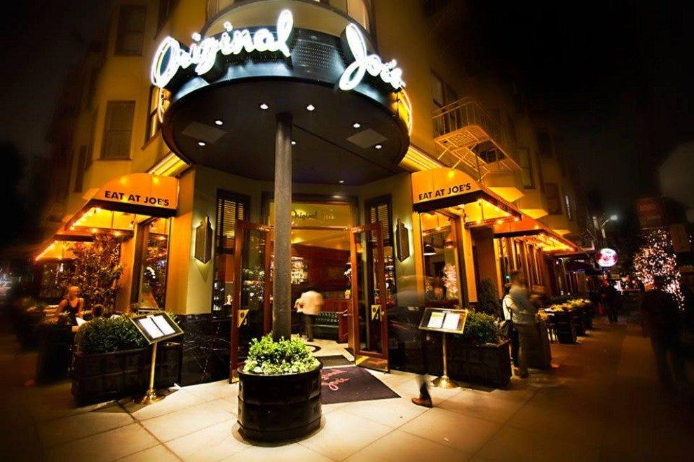 Restaurants Near At Amp T Park Restaurants In San Francisco