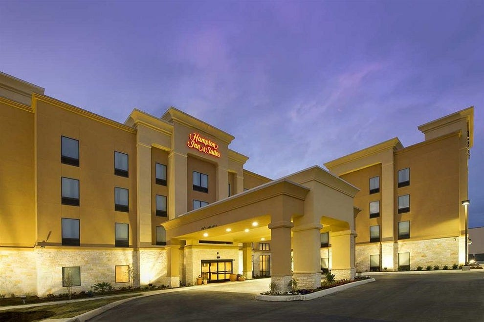 Hampton Inn & Suites San Antonio/Northeast I35