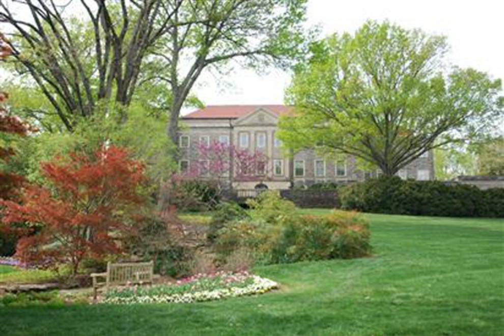Cheekwood Botanical Garden And Museum Of Art Nashville Attractions Review 10best Experts And