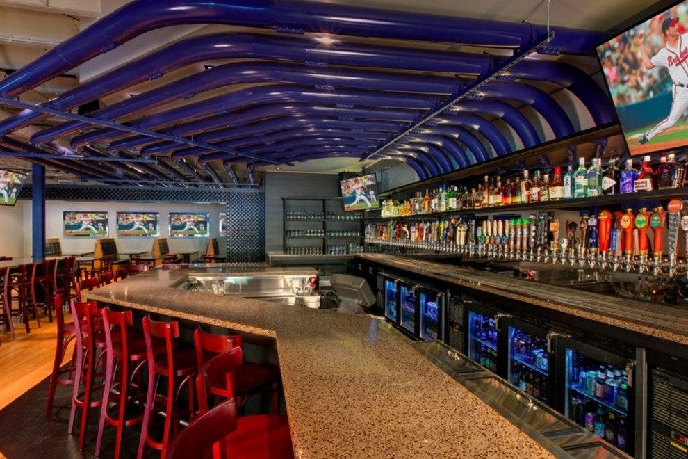 Atlanta Sports Bars 10best Sport Bar Amp Grill Reviews