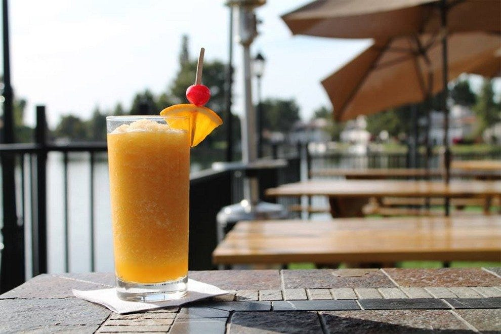 The Watershed is a new lakeside restaurant and bar in Tempe.