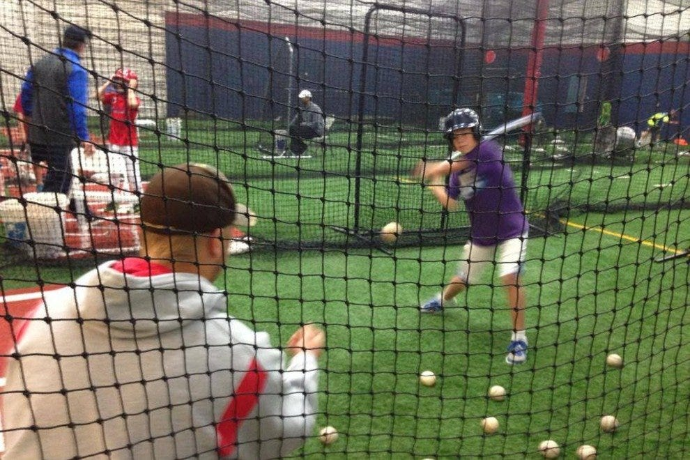 MLB Veteran Opens Batting Cage Facility in Scottsdale: Attractions ...