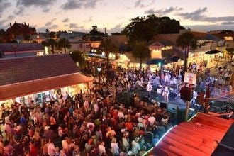 Nashville's Top Artists Migrate South for Key West Songwriter's Festival