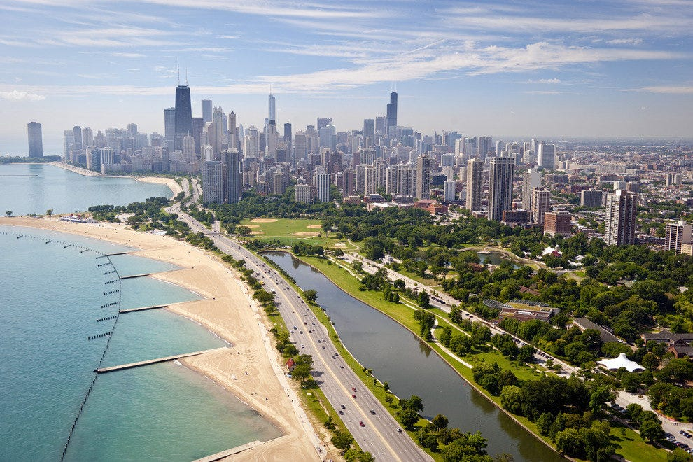 Family Friendly Things To Do Along Chicago S Lake Shore