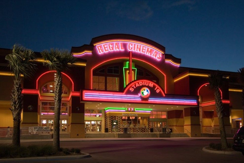 Movie Showtimes and Movie Tickets for Regal Gulf Coast Stadium 16 & IMAX located at Gulf Center Drive, Fort Myers, FL.