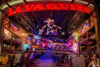 Party Late, Get Ridiculous at La Vaquita in Cancun