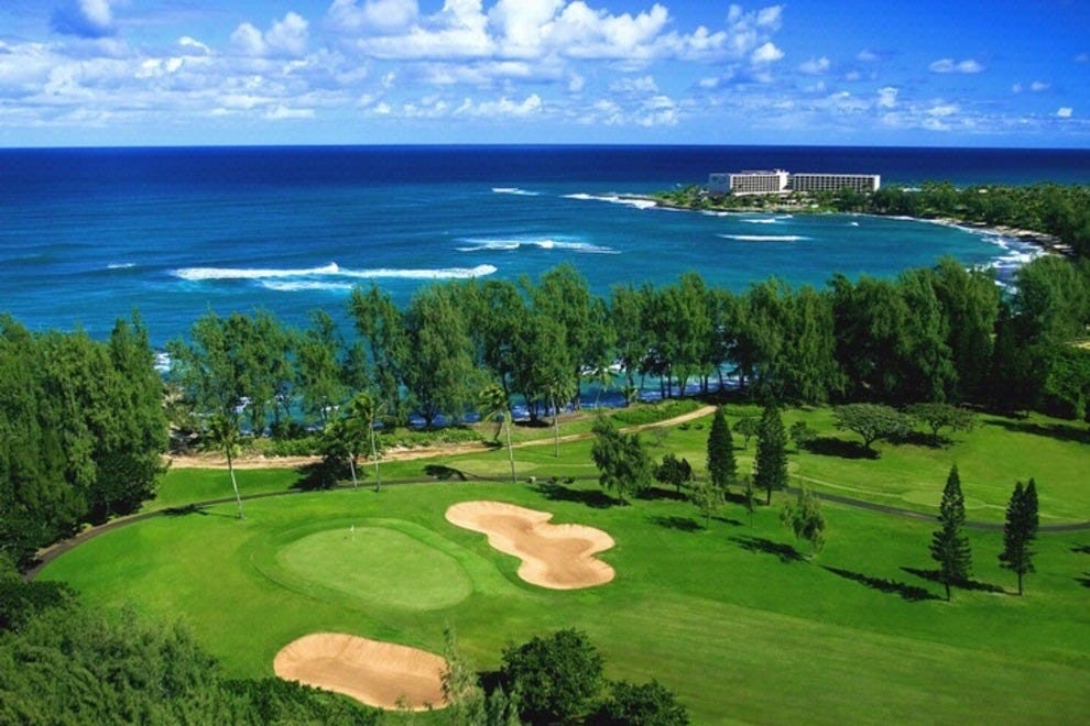 Turtle Bay Fazio Golf Course