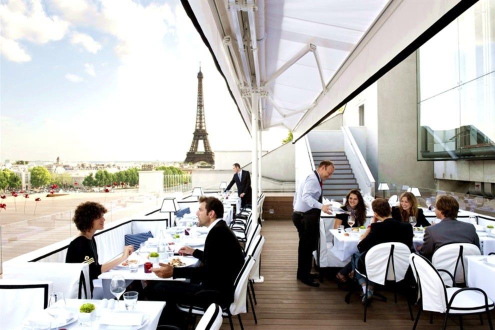 Maison Blanche Restaurant Paris Restaurants Review