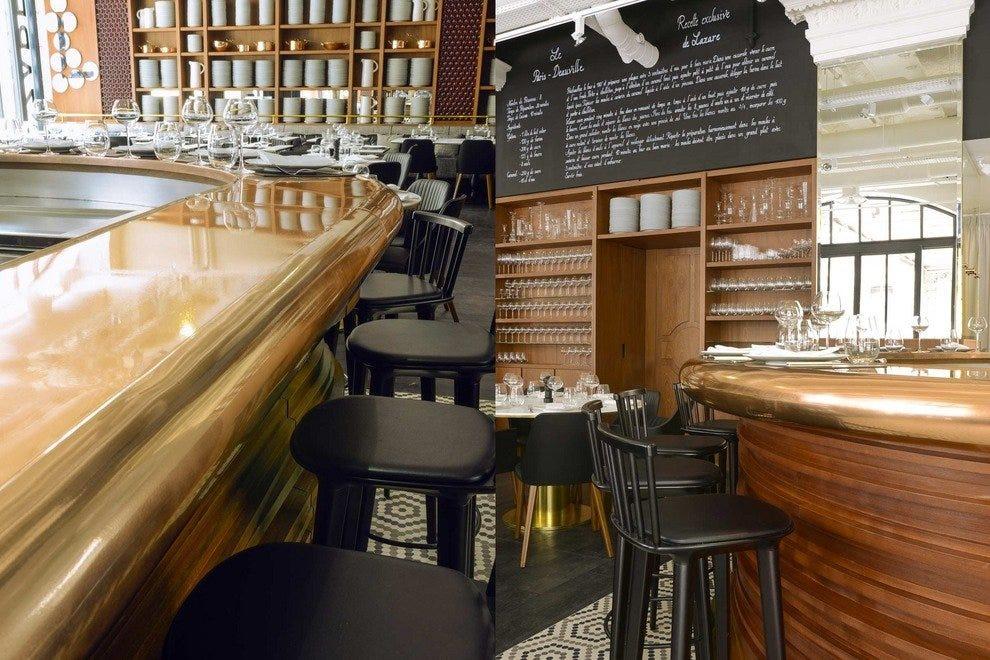 Lazare paris restaurants review 10best experts and - Restaurant gare saint lazare ...