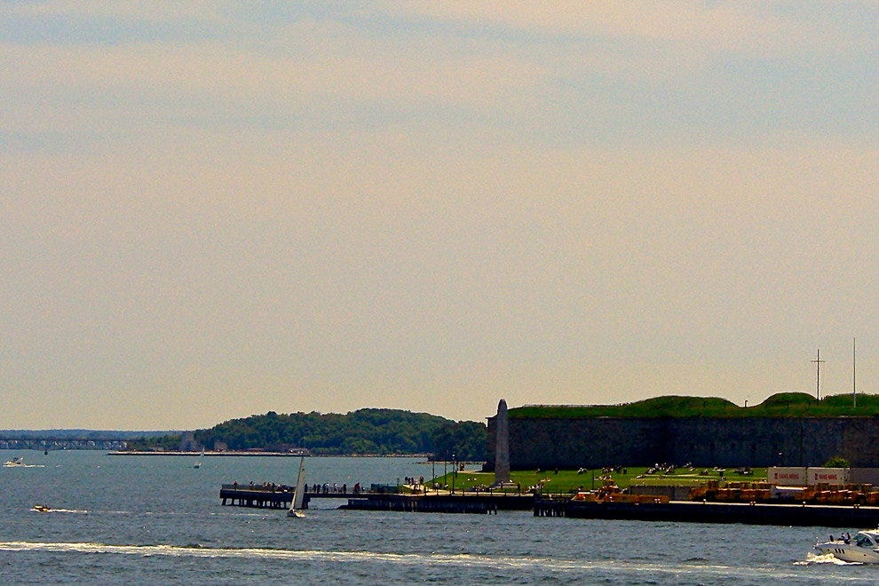 Castle Island and Boston Harbor Islands