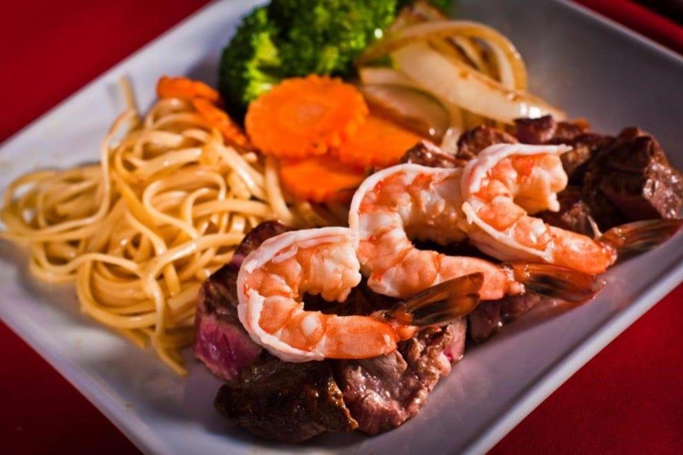 Kobe Japanese Steakhouse: Orlando Restaurants Review ...