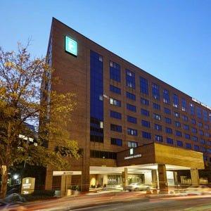 Cheap Hotels Near Verizon Center Dc