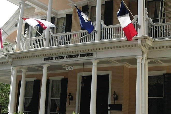 Park View Guest House New Orleans