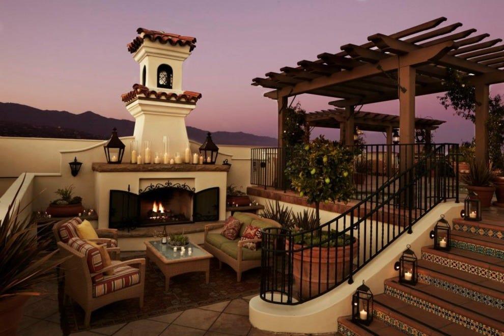 Santa Barbara Luxury Hotels In Santa Barbara Ca Luxury Hotel Reviews 10best