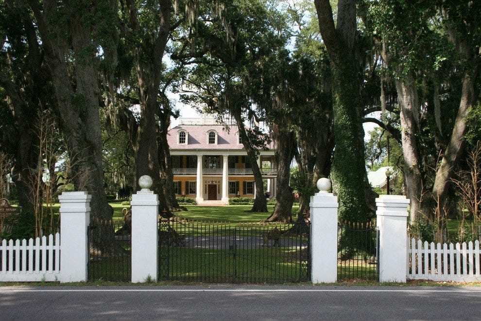 Houmas House is the crown jewel along Louisiana's River Road