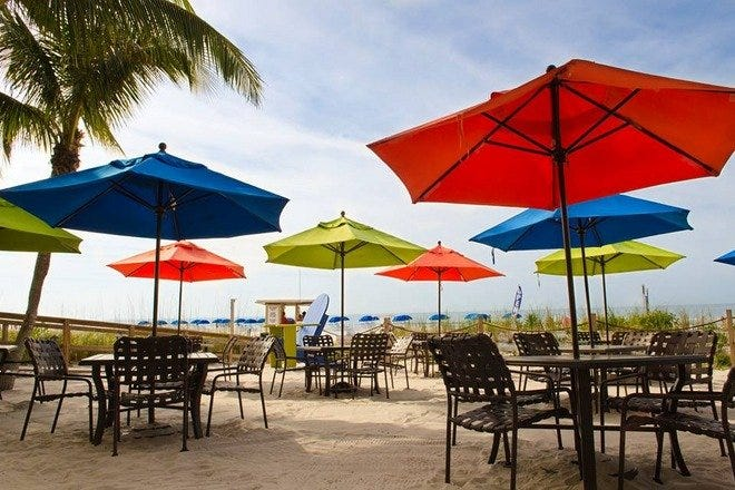 Beach Bars In Fort Myers
