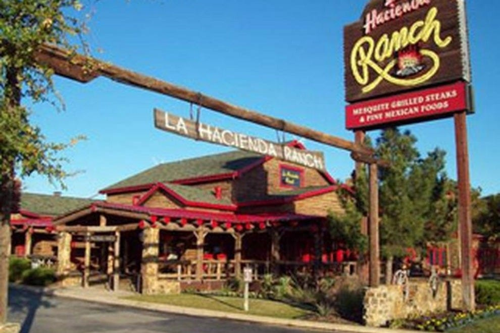 La Hacienda Ranch Fort Worth Restaurants Review 10best