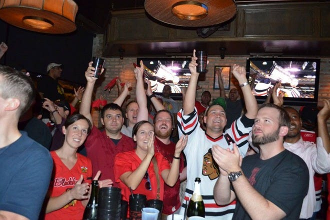 Enjoy Game Day Party Time in Chicago's Sports Bars - chicago