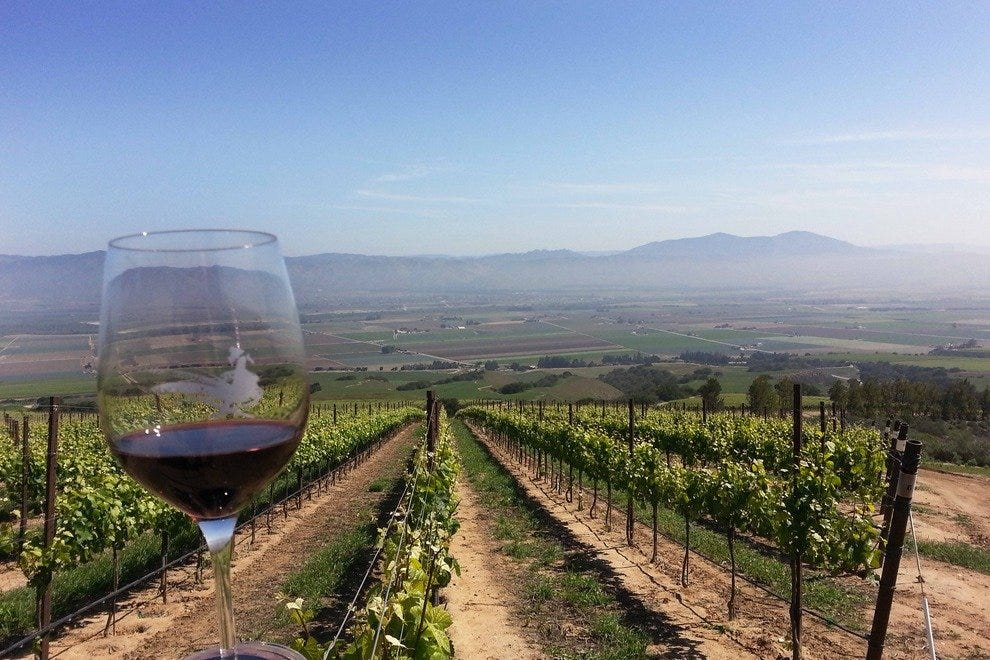 Salinas CA: The Other Wine Country