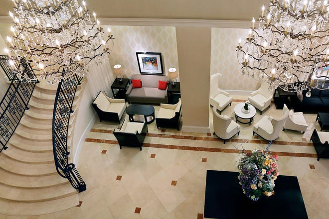 Romantic Hotels in Naples