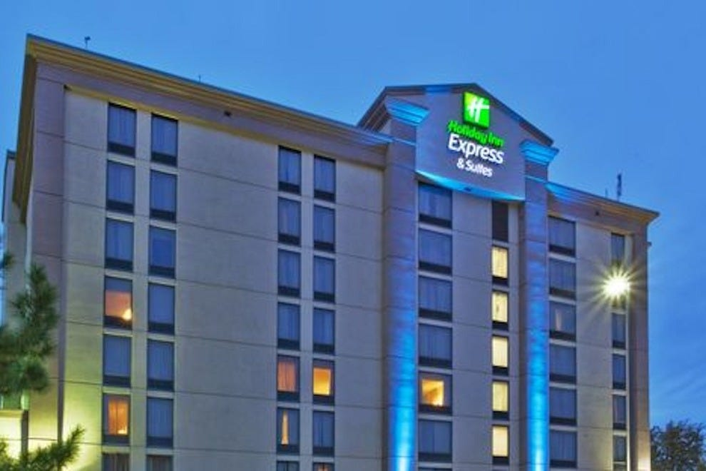 Holiday Inn Express Hotel & Suites Atlanta N-Perimeter Mall