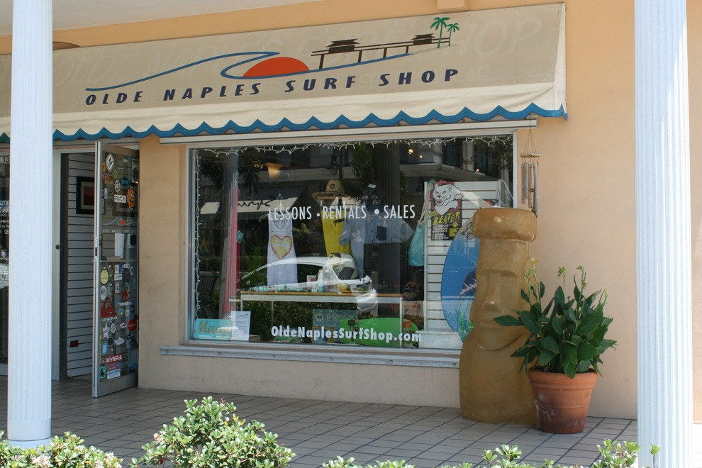 Old Naples Surf Shop
