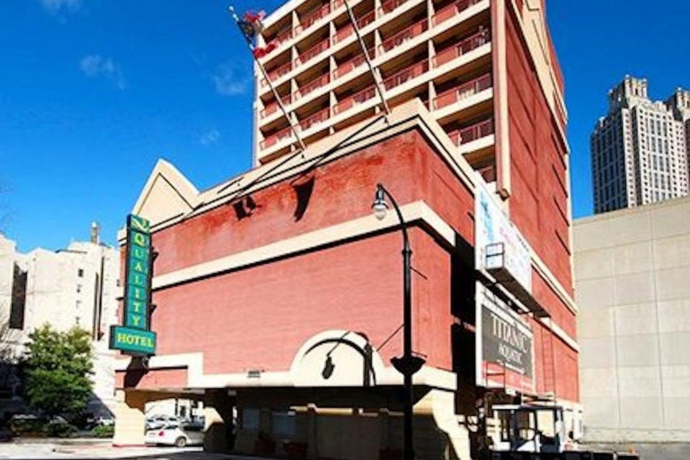 Quality Hotel Downtown Atlanta Ga Reviews