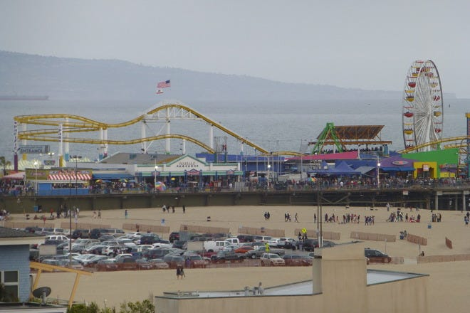Santa Monica's Best Attractions