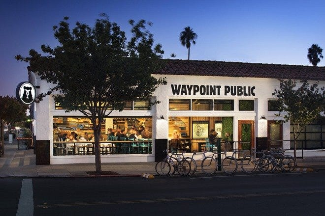 Waypoint Public San Diego Restaurants Review 10best