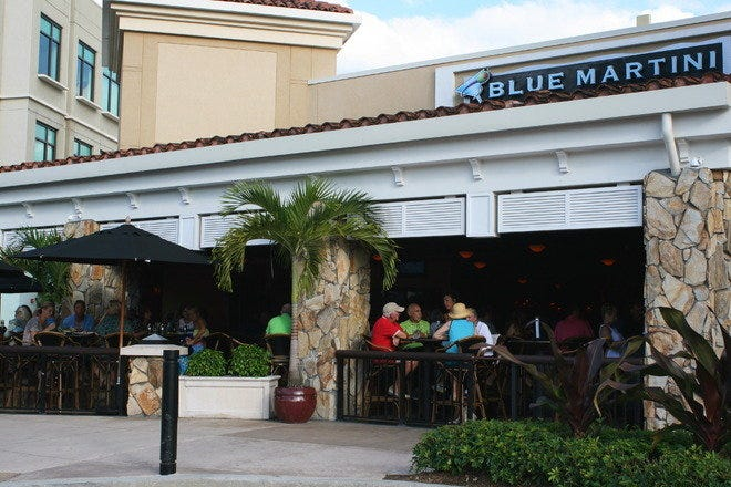 Blue Martini Naples