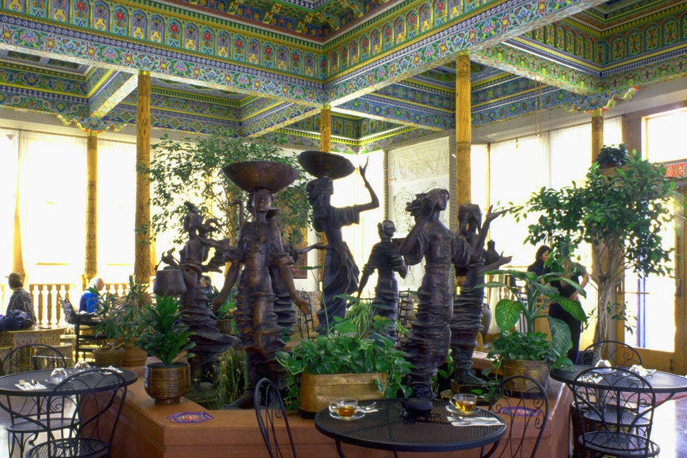 Boulder Dushanbe Teahouse Denver Restaurants Review