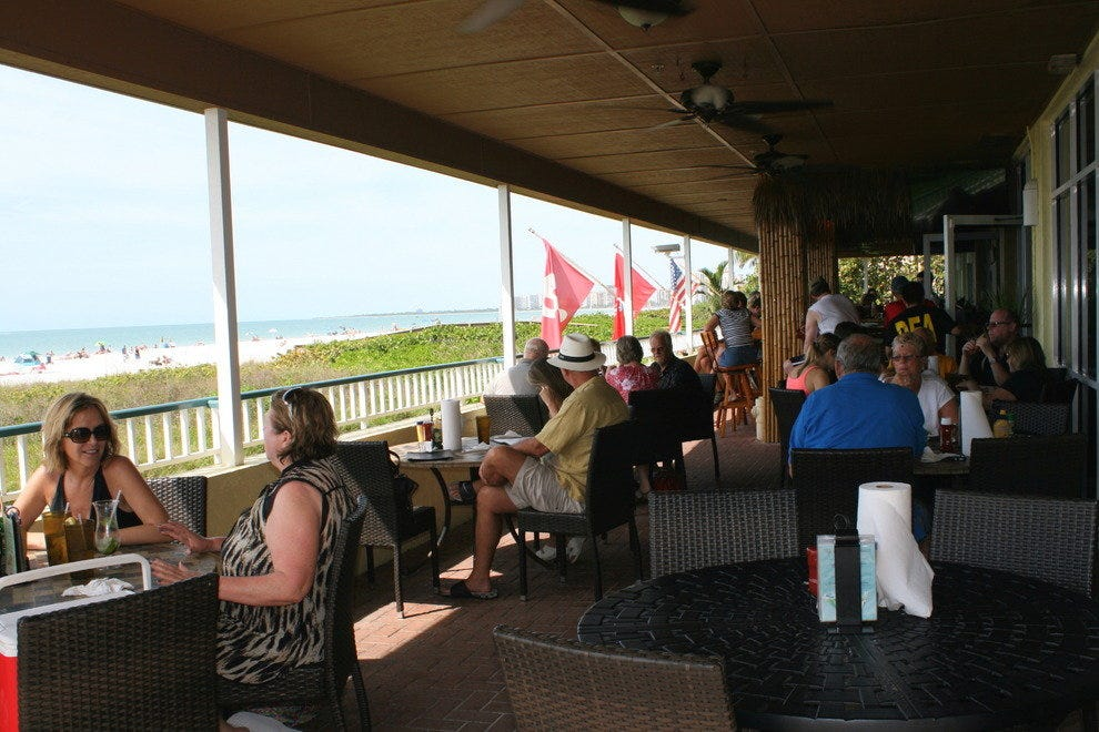 Best Bars In Marco Island Florida