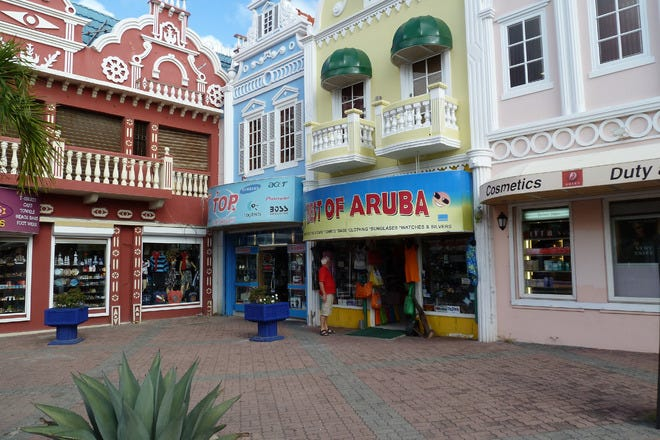 Best Shopping in Aruba