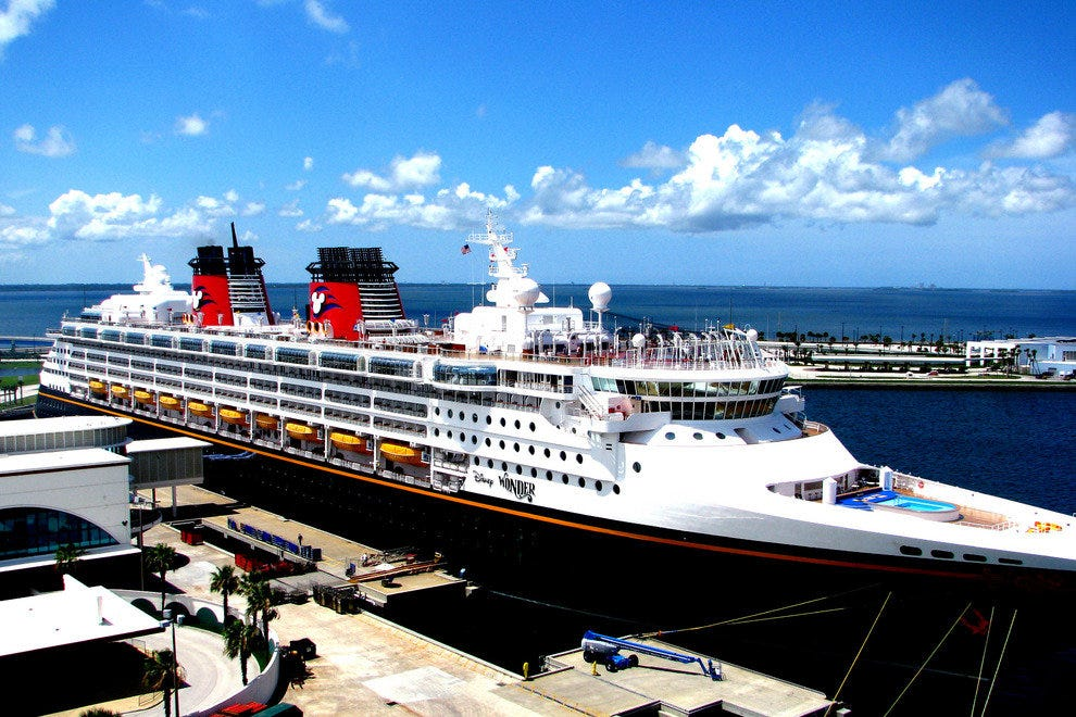 Attractions Near Cruise Port Attractions In Space Coast - Cruise ships port canaveral