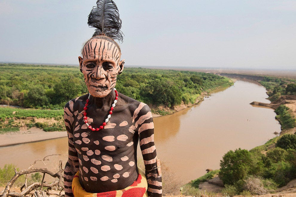 Karo tribal chief